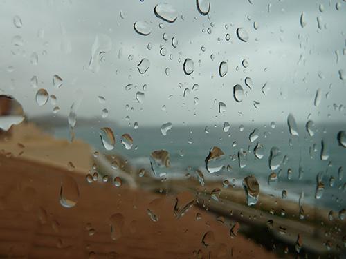 gotes de pluja