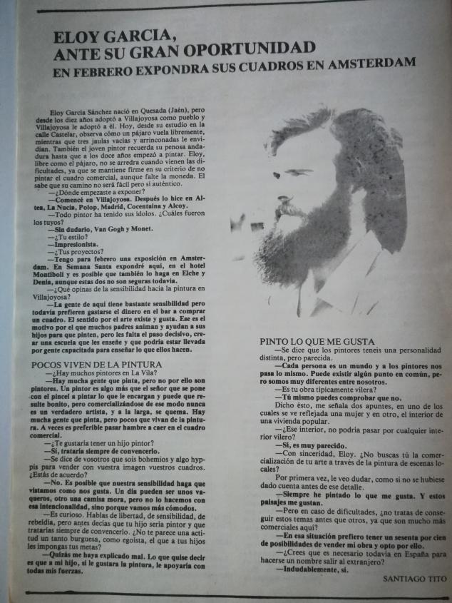 Eloy García